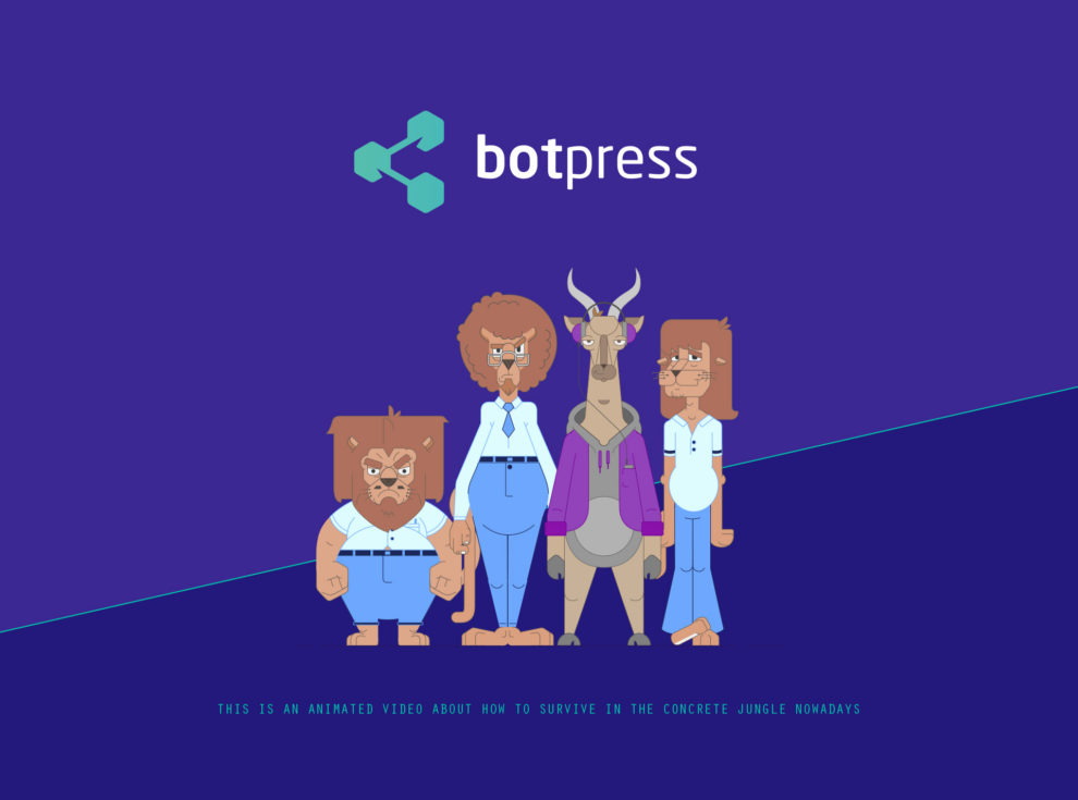 Botpress | Brutal Studio